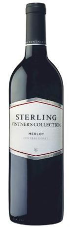 Sterling Vineyards Merlot Vintner's Collection